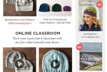 Knit Picks Classroom / Education and inspiration for the knitter.