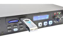 Reproductores y grabadores de audio