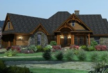 Dream Home Ideas / by Emily N Gibson