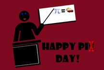 Pi Day / For geeks, nerds, dorks, teachers, professors, lecturers, the highly intelligent or just the rest of us! It's all about pi!