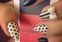 +nail art