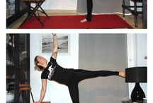 Yoga over 50s / Yoga inspirations for over 50s (and hey, 50s is definitely the new 30s).