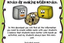 Grade 4 Science / Rocks and Minerals Animals and Habitats ...