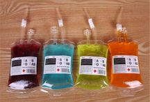 Halloween Party Favors / For the party