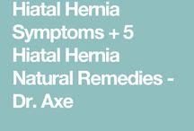 Hiatus hernia
