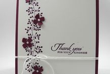 stampin up border stamps ideas