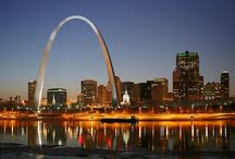 Explore St. Louis, Missouri / St. Louis, Missouri was named for Louis IX of France. The city is commonly identified with the Gateway Arch, part of the Jefferson National Expansion Memorial in downtown St. Louis.