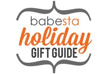 Holiday Gift Guide / Some of our favorite picks for the holiday season! You can shop them online or in the store, or just give us a buzz at 646 290 5508 to customize a perfect gift for your little trendsetter.  / by babesta nyc