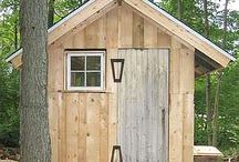 Sheds and Outbuildings