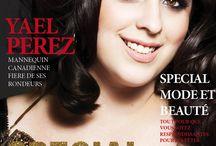 Ronde et Glamour - Les Covers / toutes les couvertures de notre magazine