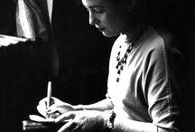 Simone de Beauvoir & I