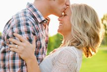 Engagement picture ideas / by Brittany Hutchings
