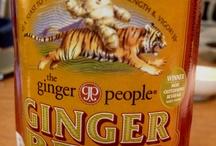 Ginger People / Die Ingwerprodukte von Ginger People entstehen zu einem großen Teil in kontrolliert biologischem Anbau und eignen sich bestens für eine gesunde und abwechslungsreiche Küche.