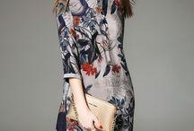 Dress: Print_Art