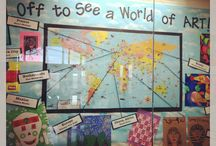 Art- Bulletin Boards