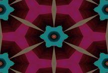 vzorníky /patterns samplers / vzorníky na textil nebo balicí papír - samplers for print - wrapping paper or textile