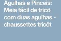 TRICÔ MEIAS