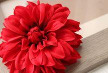 Head dress Red