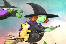 Halloween Stories / #Halloween is a great time to channel kids' excitement and interest in pumpkins, witches and ghosts into #reading motivation. @Speakaboos has many Halloween themed stories for spook-tacular story times!