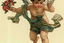 anjely - vianoce