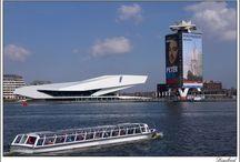 Amsterdam / Amsterdam door de jaren heen.