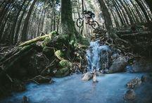 Mountain Biking / by Chris McNeil