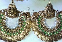 Unique Earrings / Beautiful and unique designed ethnic earrings
