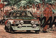 Autósport / Rally