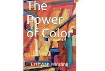 The Power of Color /  This book will show you how your color choices influence your health and emotions.  affects your moods, health and general well being.  Or what kind of personality are you if you dislike red? Read about all the colors. Once you know a person's color preferences, you will be able to understand her better.  http://www.amazon.com/Power-Color-Ezshwan-Winding-ebook/dp/B00F73NFLG/ref=sr_1_3?s=books&ie=UTF8&qid=1391802869&sr=1-3&keywords=ezshwan+winding