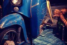 BLUE HUES / COLOUR OF DENIM