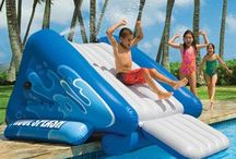 Pool Slides and Diving Boards / The Best Ways To Make a Fun Pool a Super Fun Pool