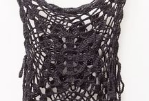 Hooked on Crochet / Here's some crochet that caught my eye ... and probably some knitting too ... :)