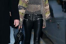 Leather  pants&&&&&&