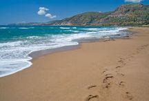 Mooie stranden / Hier een overzicht van mooie stranden