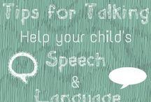 Speech / by Jessica Dick