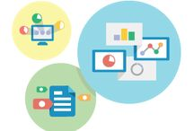 Markeitng Analytics Pages / A look at various analytics websites - from Google to Social Media