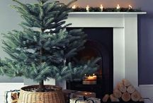 Simply Christmas / Beautiful ideas for those of us thinking of a simple Christmas without much fuss.