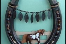 Horse shoe craft