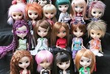 Pullips dolls