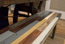 Bench Seats and Boxes / H&H loves making these bad boys. Inspiration aplenty.