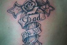 Kereszt Tetoválás