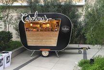 food/drink carts