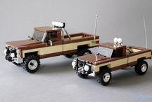 Mașini de lego