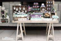 Mesa de dulces / Fiestas