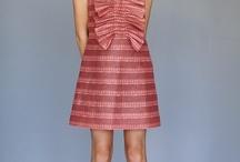 Karen Walker silk/linen