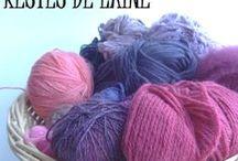 reste de laines