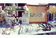 Stall set up ideas!