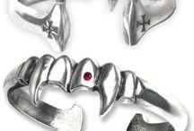 Alchemy Gothic Bracelets