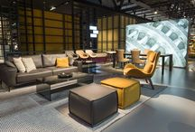 Salone Del Mobile 2017 / A collection of images from all the brands we sell at the Salone Del Mobile Furniture Show 2017.