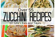 Zucchini  recipies